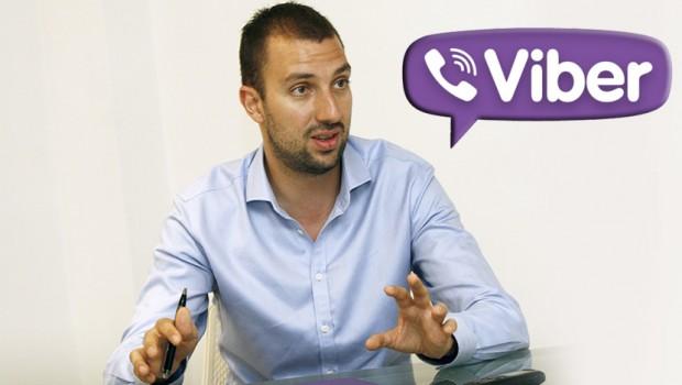 Direktor Vibera Atanas Rajkov