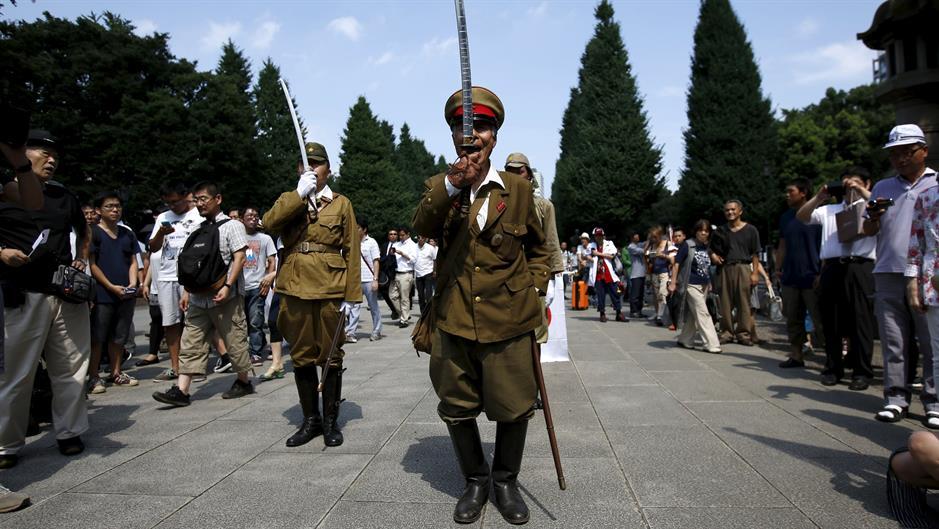 Japan Drugi svijetski rat