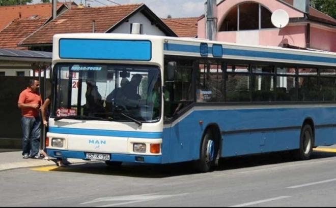 Autobusom do groblja u Vrbanji