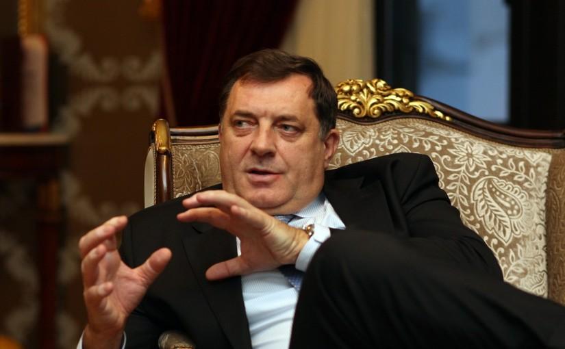 Dodik: Ljubav građana Srpske prema Srbiji, a ne formiranje nove države