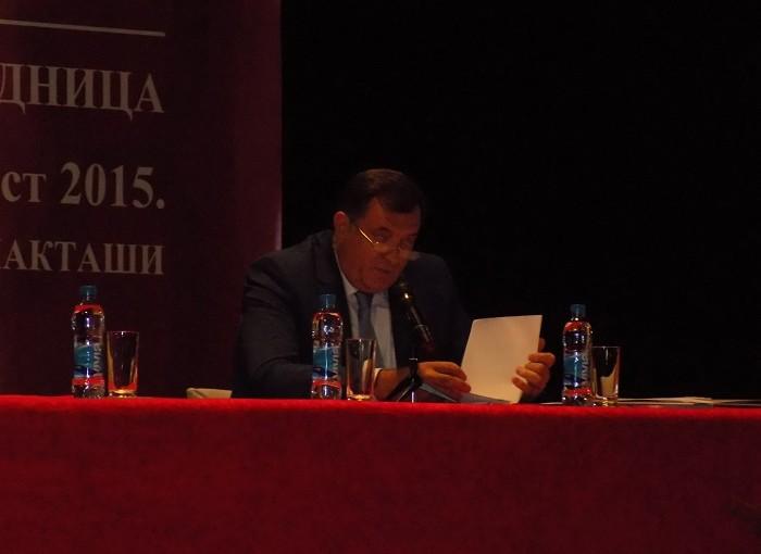 """Izabrani potpredsjednici SNSD-a, Dodik tvrdi da su """"svi kao jedan"""""""