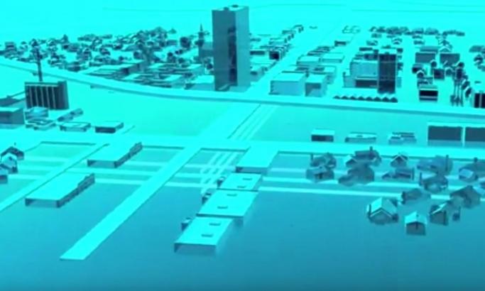 (VIDEO) Amerikanci prave grad bez ljudi usred pustinje