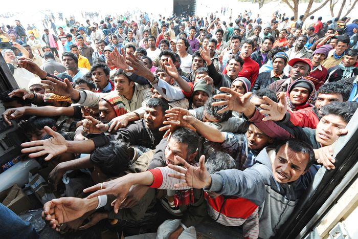 Panika u EU: Stiglo im 340.000 migranata