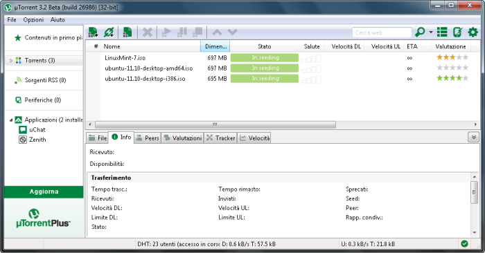 torent softver