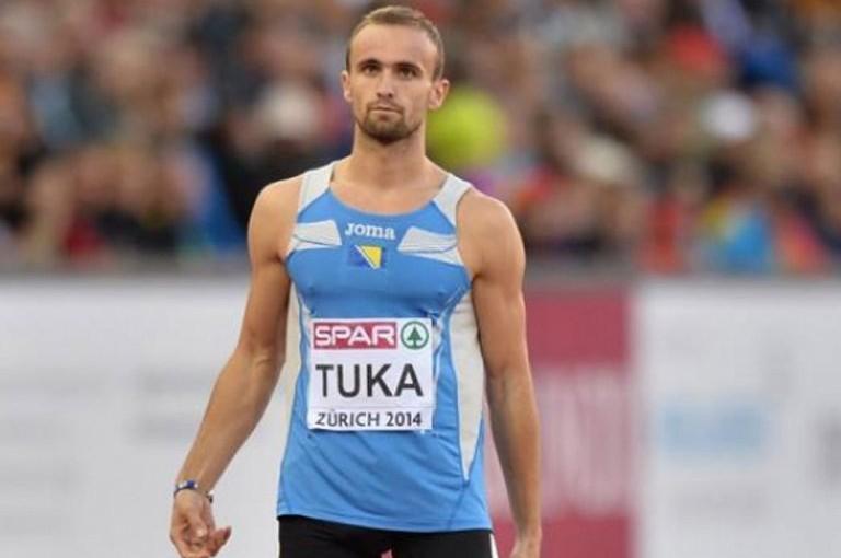Amel Tuka trči za medalju na 800 metara