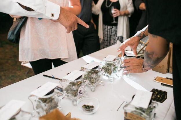 vjencanje marihuana