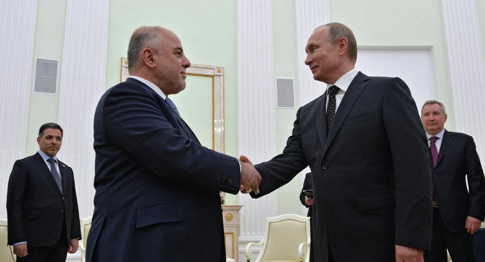 Rusija Irak saradnja