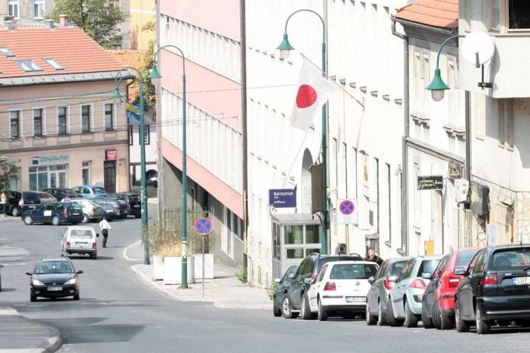 Ambasade u Sarajevu mete terorista