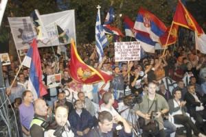 crna gora protesti