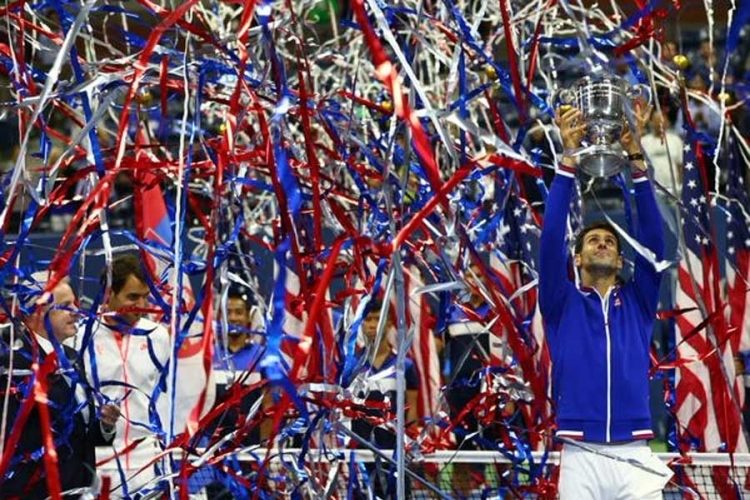 Deseta Grend slem titula: Đoković na tronu US Opena