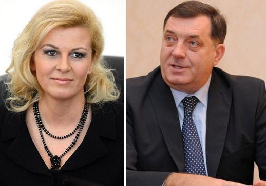 Danas sastanak Dodika i Kolinde