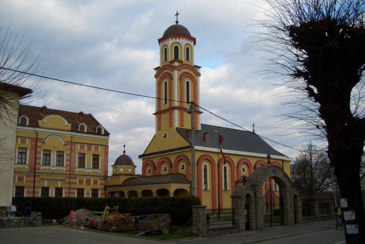 dubica crkva