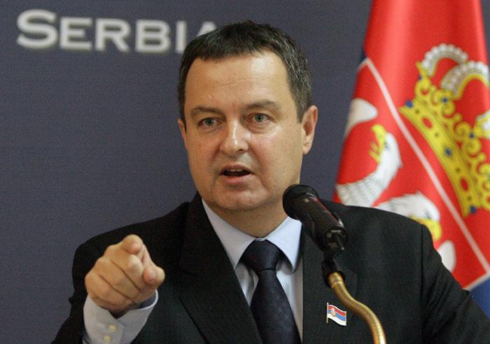 Dačić: Fašizam ne smije biti prihvatljiv!