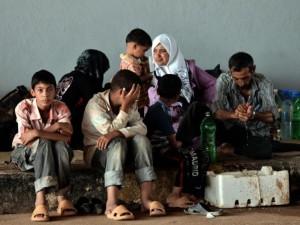 izbjeglice sirija