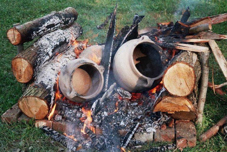 pecenje keramike
