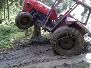 pijani traktorista
