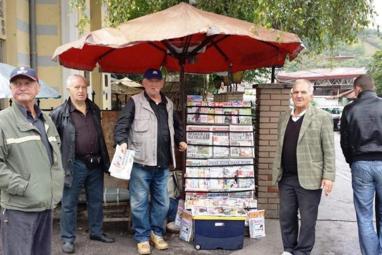 prodavac novina