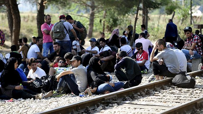 Zatvorena pruga Horgoš – Reske, Mađari vraćaju izbjeglice u Srbiju!