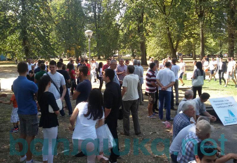 studentski protesti banja luka