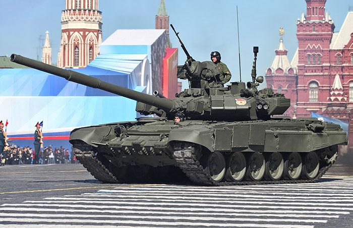 """""""Novi ruski tenkovi će biti najbolji na svijetu"""""""