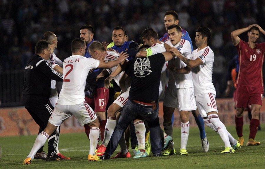 Albanija Srbija Utakmica