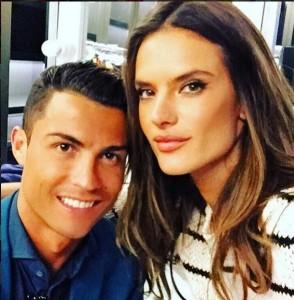Kristijano Ronaldo selfi
