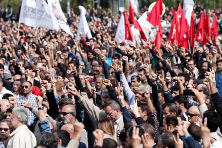 Protesti u Ankari