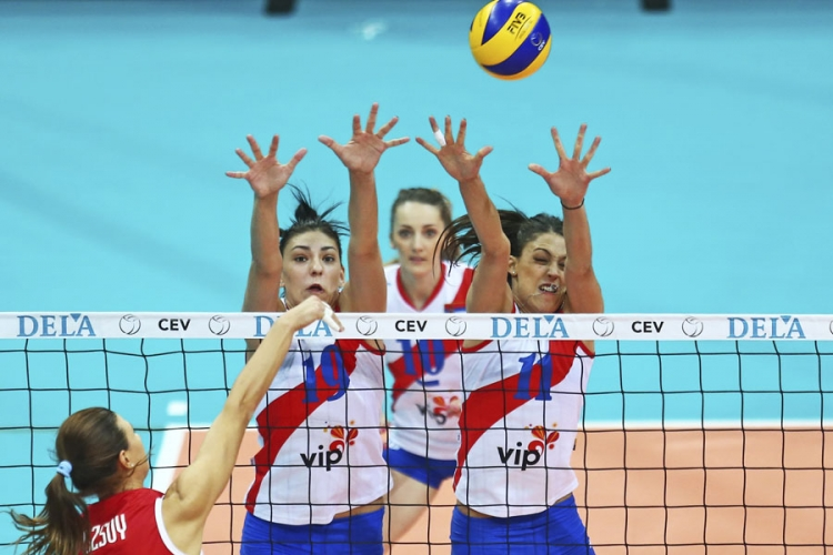 Srbija odbojka bronza