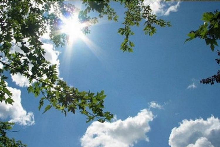 Suncano i toplije
