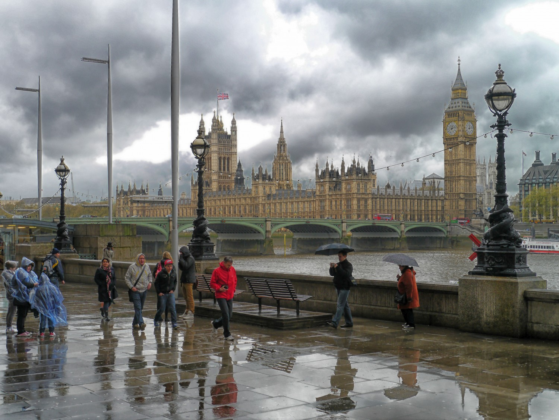 Vrijeme u Londonu