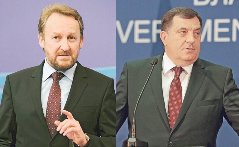 Bakir Izetbegović prijeti smrću Miloradu Dodiku ?!