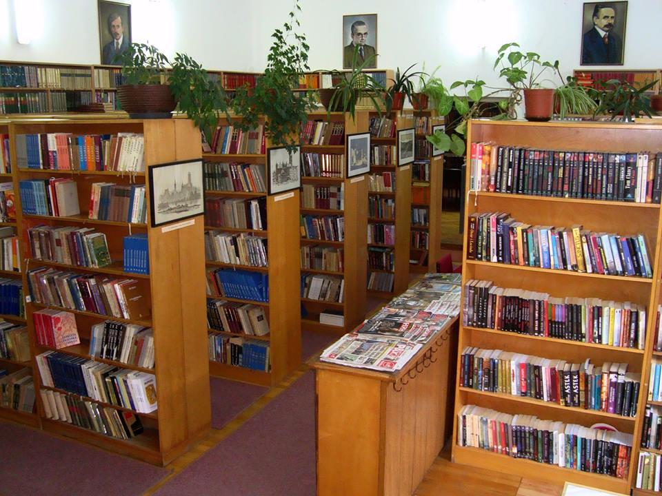 biblioteka kozarska dubica
