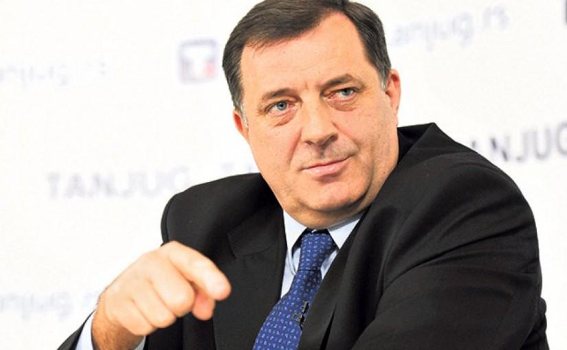 Dodik: Prijedlog zakona o Ustavnom sudu BiH već napisan