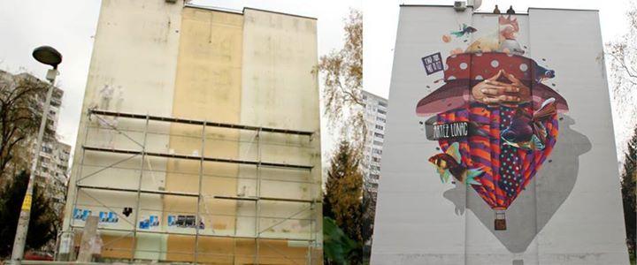 drugi mural banja luka