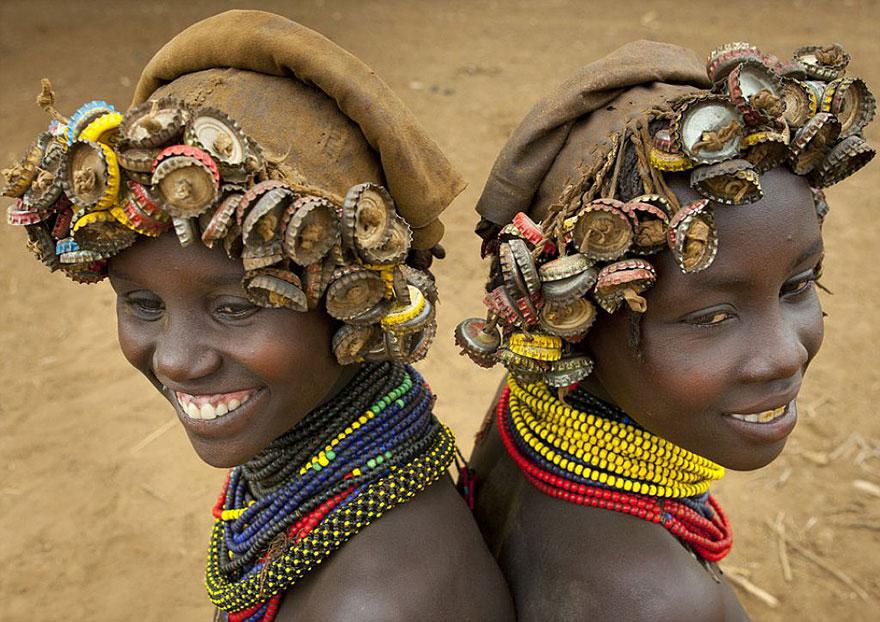 etipija pleme reciklaza