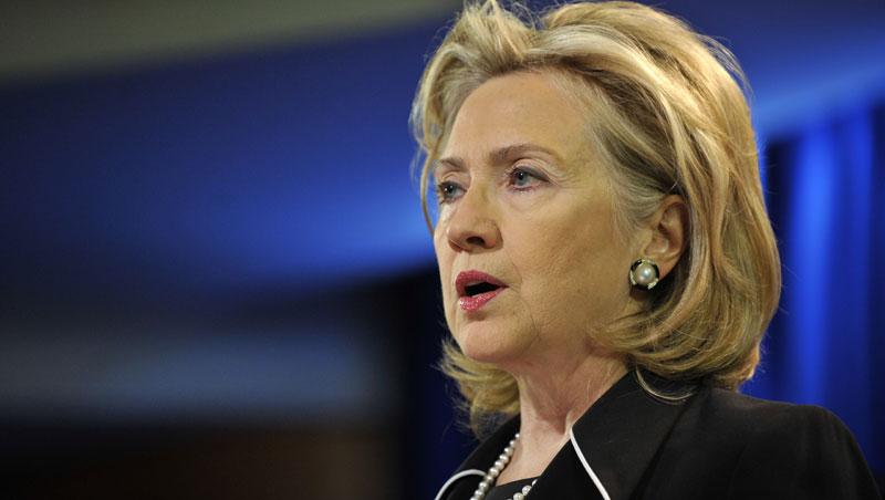 Hilari Klinton za čvršći stav protiv Putina