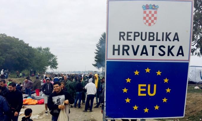 Hrvatska raspoređuje policiju na granici sa Crnom Gorom