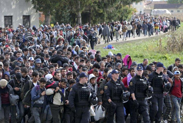 izbjeglice slovenija