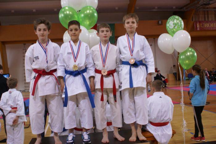 "Održan karate turnir ""Sava open 2015"""