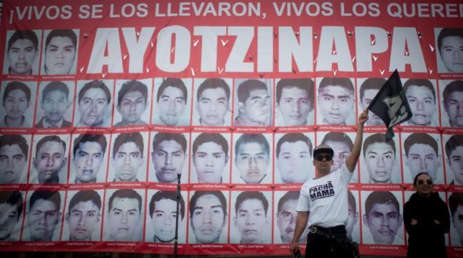 meksiko studenti