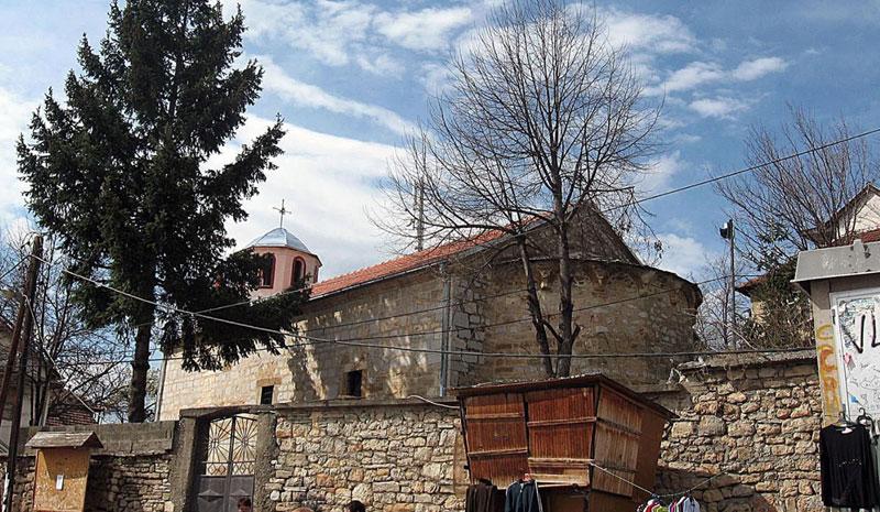 orahovac crkva