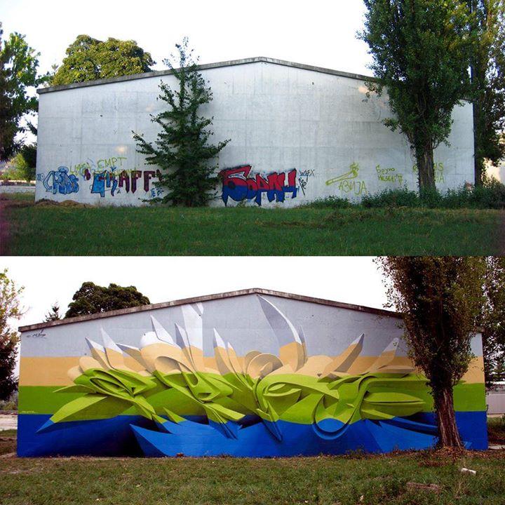 prvi mural banja luka