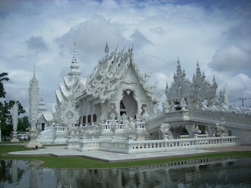 Chiang Rai (White Temple), Tajland