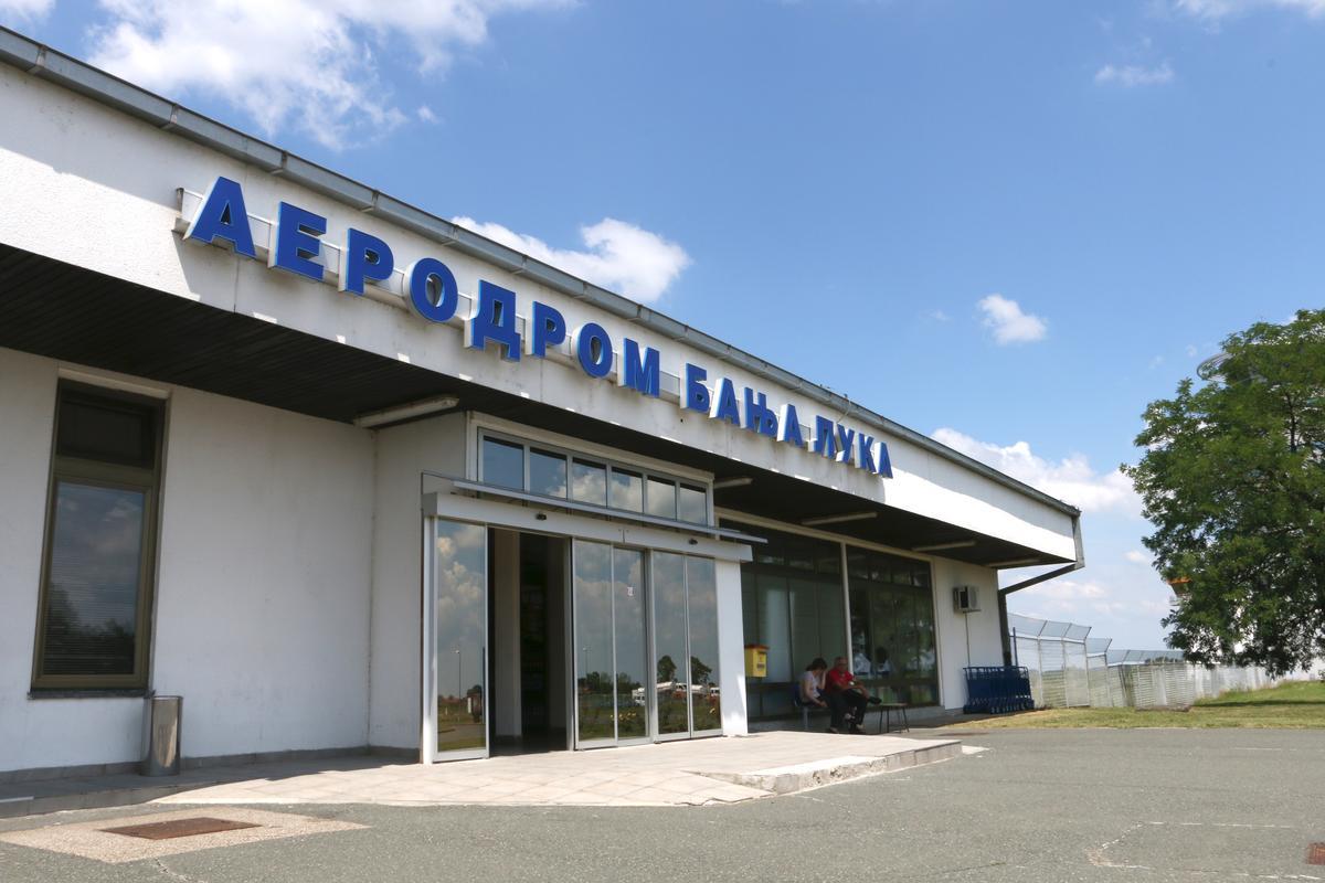 Rezultat slika za Banja Luka aerodrom