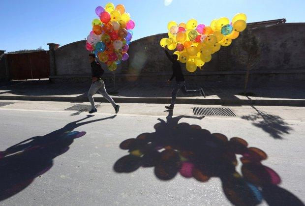 Baloni Avganistan
