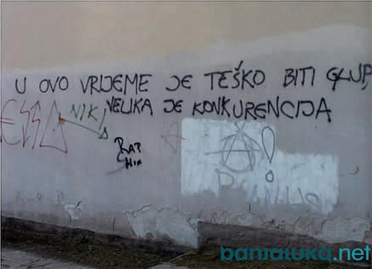 Banjaluka grafit 18