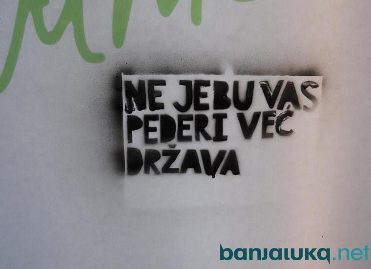 Banjaluka grafit 3