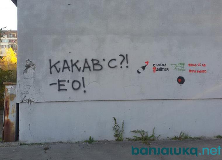 Banjaluka grafit 4