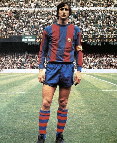 Barcelona 78 Road Johan Cruyff