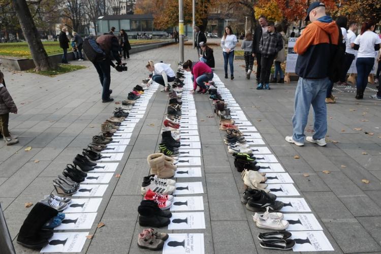 Cipele i svijece
